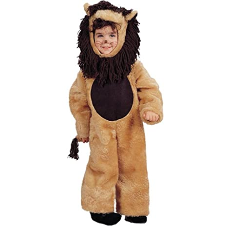 Toddler Plush Lion Costume -Toddler (2T-4T)  sc 1 st  Amazon.com & Amazon.com: Toddler Plush Lion Costume -Toddler (2T-4T): Toys u0026 Games