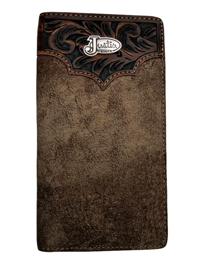 Justin Brown Western Rodeo Wallet