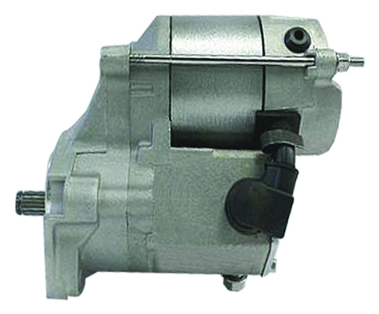 Parts Player New Starter Fits OEM FINISH 1.4 KW Harley Davidson 31553-94, 31553-94A, 31559-99A