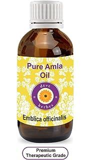 dève Kit para aceite de Amla (Emblica Officinalis) 100% natural puro prensado en