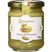 Crema de pistacho, el 40% de los pistachos