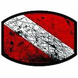 Aquatic Addiction DIVE SIGNAL DIVE SIGNAL Scuba Dive Decal Sticker