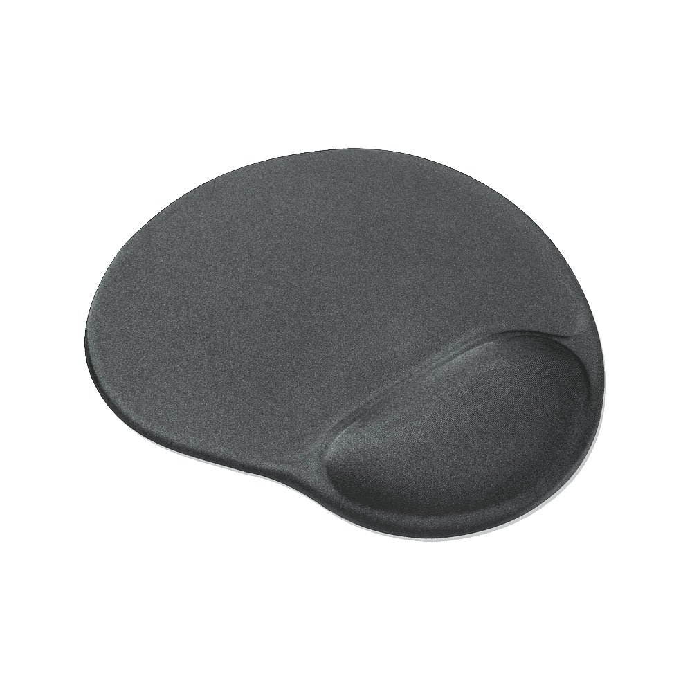 Speedlink Notary Soft Touch Mouse Pad, Elegante Look in Pelle, Morbida Superficie, Bordo Cucito Marrone SL-6243-LBR mousepad