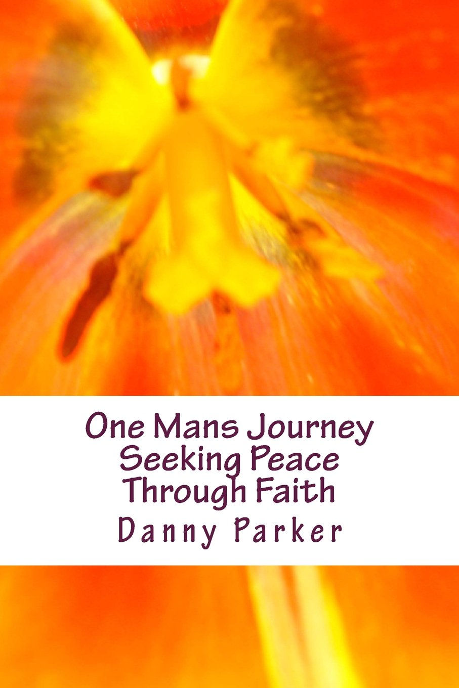 Download One mans Journey    Seeking Peace    Through Faith pdf