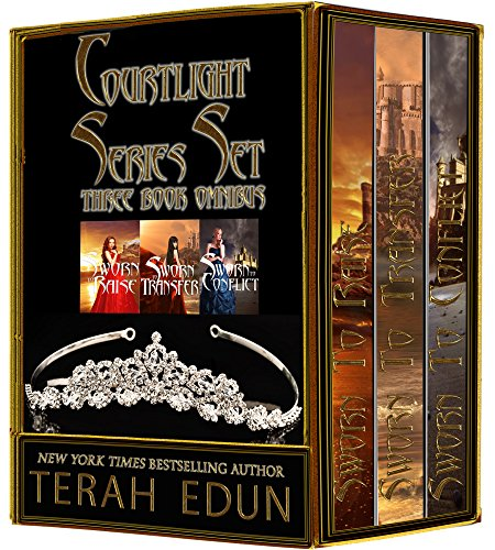 Courtlight Series Boxed Set (Books 1, 2, 3)
