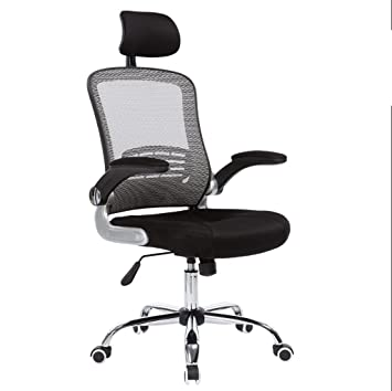 Amazon.com: Computer Chair Office Pulley Office Chair ...