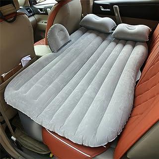 Materassi ad aria Materassino Gonfiabile per Auto Sedile Posteriore Sedile Posteriore Air Bed Camping Sedile Cuscino stuoia Cuscino Ammortizzatore per Auto 5 Colori Optional