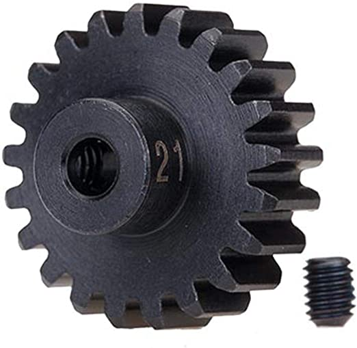 32 Pitch Traxxas 3945X 15-Tooth Hardened Steel Pinion Gear Power ...