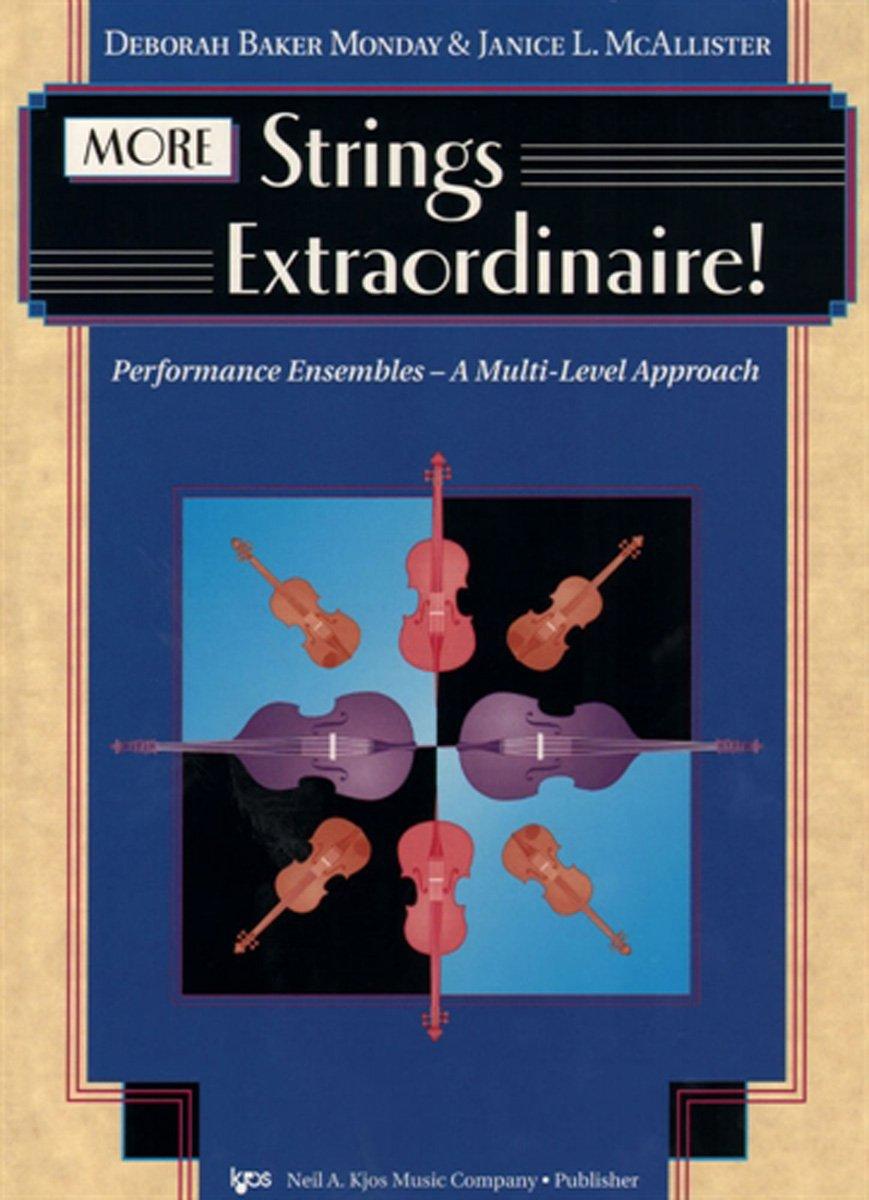 Download 107F - More Strings Extraordinaire! Full Score pdf