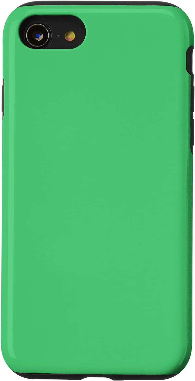iPhone SE (2020) / 7 / 8 Emerald Color Decor Casual Fall Summer Autumn Cute Cover Case