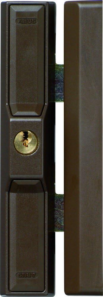 ABUS Verrou de Fen/être DF88 AL0125 /à Verrouillage Identique Niveau de S/écurit/é 8-31722 Marron Dispositif de Verrouillage des Fen/êtres de Toit