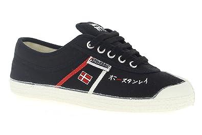 2d518e9e8921ee Kawasaki 23 SP Edit, Chaussures Mixte Adulte, Noir/Rouge/Blanc ...