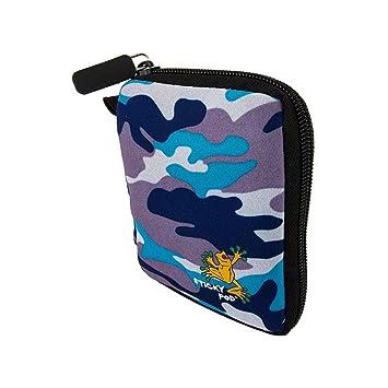Sticky Pod Bicycle Jersey Pocket Organizer Bag Large