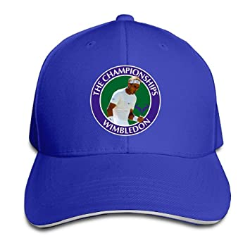 Hittings Rafa Nadal Sandwich Peaked Hat/Cap Natural: Amazon.es ...