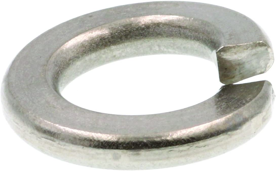 1//4 in. 25-Pack Prime-Line 9082058 Medium Split Lock Washers Grade 18-8 Stainless Steel
