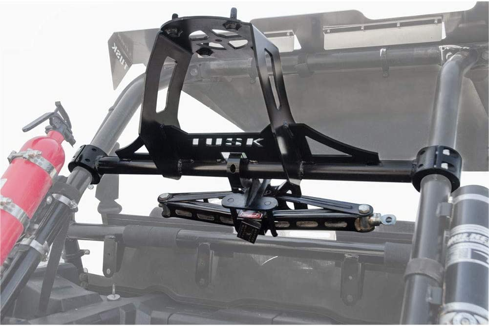 Tusk Spare Tire Carrier Combo Kit Polaris Ranger RZR XP Turbo EPS 2016-2019 Fits