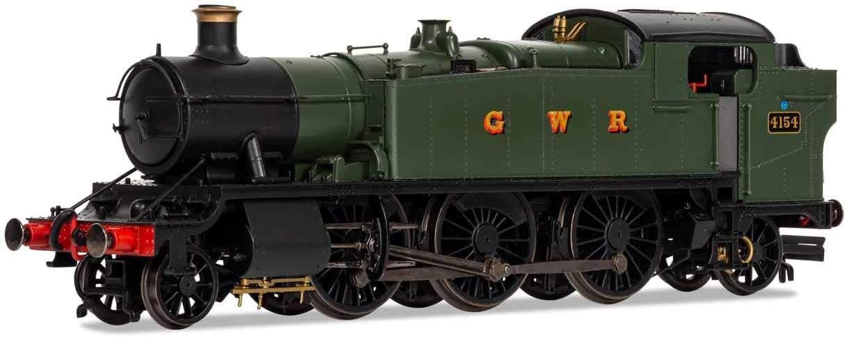 4-6-0 Steam Hornby R3552 GWR 6800 Grange Class 6860 Aberporth Grange Era 3 Locomotive