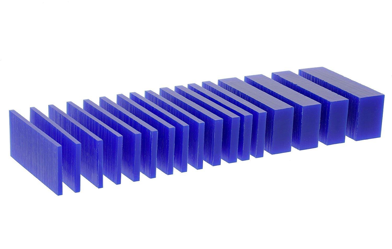 Carving Blocks Blue Med(hard)1-lb Sliced Freeman 4336840386