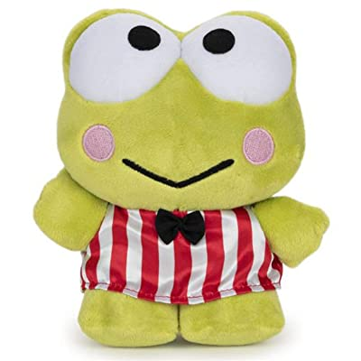 "GUND Sanrio Hello Kitty Keroppi Plush Stuffed Animal, 6"": Toys & Games"