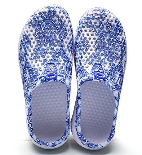 Walking Blue Casual Beach Sandals Quick Slip Men Drying Slippers Eagsouni Summer Shoes Garden Women Unisex Anti Clogs FgaT6