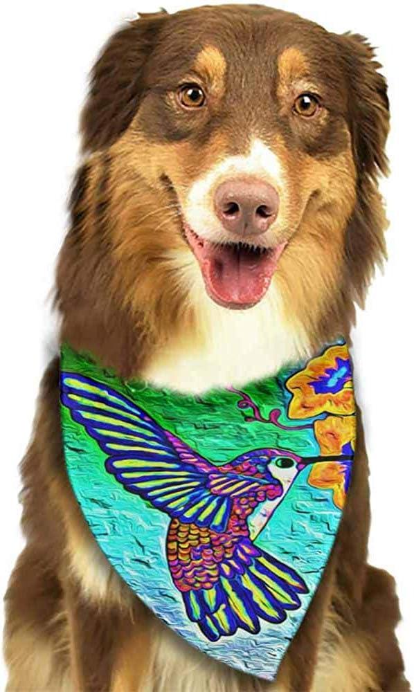 Pañuelo para Perros, Estampado de patrón de Tinte Degradado ...