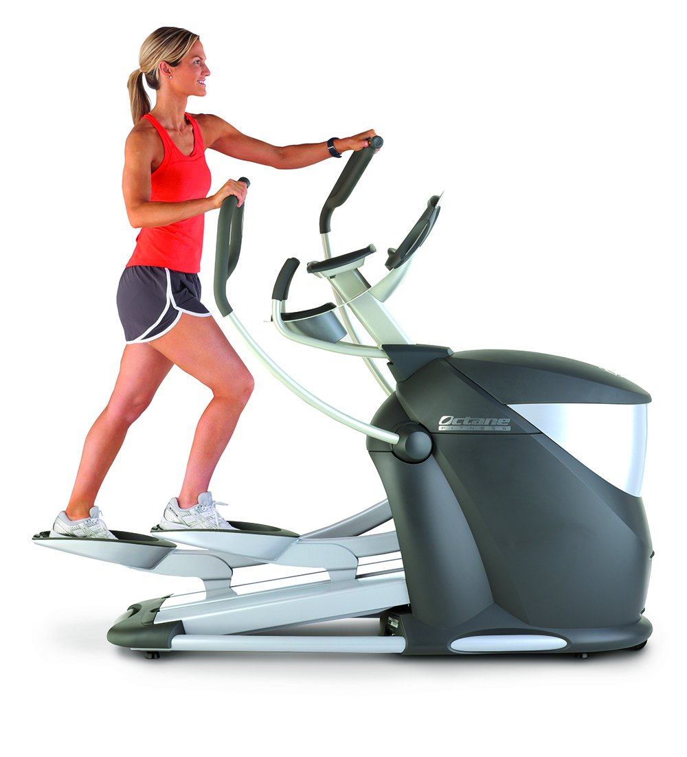 Octane Fitness Pro 3700 - Máquina elíptica Trainers: Amazon.es: Deportes y aire libre