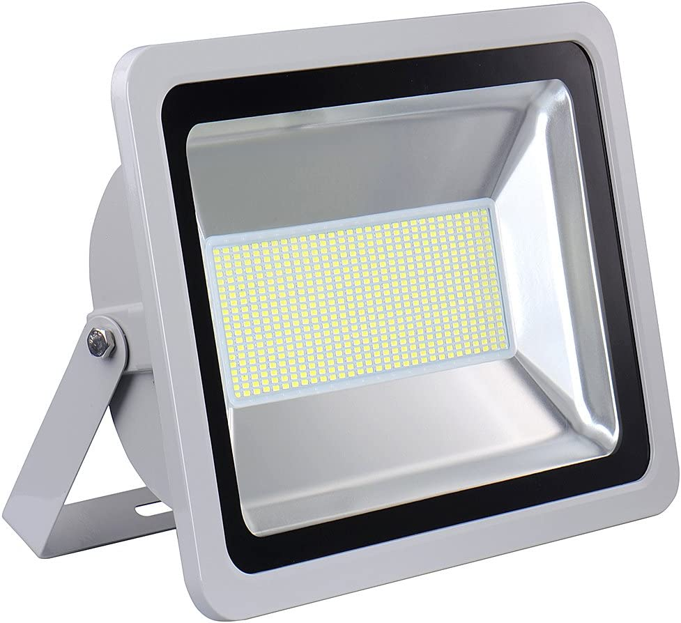 500 Watts LED Flood Lights Warm /& Cool White Outdoor Lighting IP65 Fixtures 110V