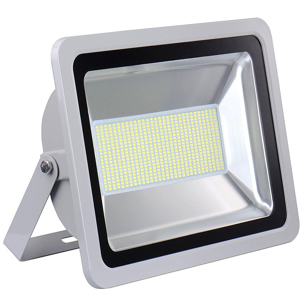 Oshide 300W LED Floodlight,Low-energy Cool White Spotlight,AC 110V,IP65 Waterproof Outdoor&Indoor Security Flood Light Landscape Lamp/bulb