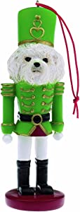 E&S Pets 35358-4 Soldier Dogs Ornament
