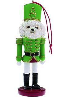 es pets 35358 4 soldier dogs ornament - Frise Vinyle