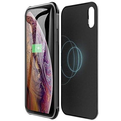 Amazon.com: Funda de batería para iPhone XS MAX, 5500mAh ...