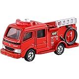 トミカ テコロジートミカ TT-06 モリタ CD-I型 ポンプ消防車