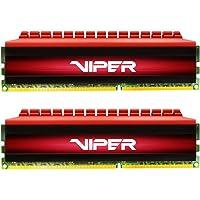 Patriot PV416G340C6K 16GB (2 x 8GB) PC4-27200 3400MHz DDR4 288-Pin UDIMM Desktop Memory