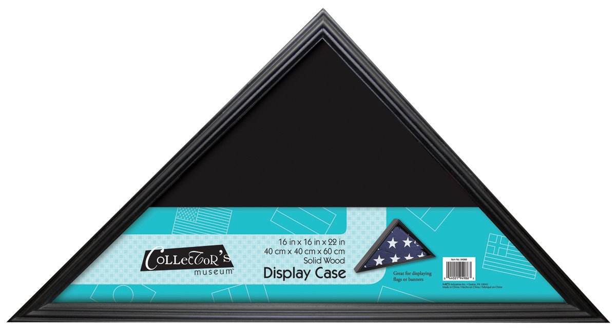 MCS 16x16x22 Inch Flag Display Case (52856)