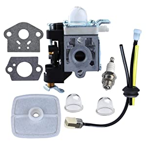 HIPA RB-K106 Carburetor with Repower Kit Air Filter Spark Plug for Echo ES-250 PB-250 PB-250LN Handheld Blower A021003661