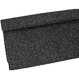 "Parts Express DuraLock Backed Speaker Cabinet Carpet Charcoal Yard 48"" Wide"