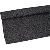 Parts Express DuraLock Backed Speaker Cabinet Carpet Charcoal Yard 48'' Wide