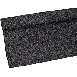 Parts Express Latex Backed Speaker Cabinet Carpet Charcoal Yard 48\