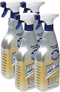 product image for Bar Keepers Friend MORE Spray + Foam (25.4 oz) | Multipurpose Spray Cleanser and Rust Stain Remover | For Use on Countertops, Sinks, Bathtubs, Showers, Fixtures, Tile, and More (4)