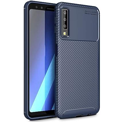 Amazon.com: SDB - Carcasa para Samsung Galaxy A7 2018 ...