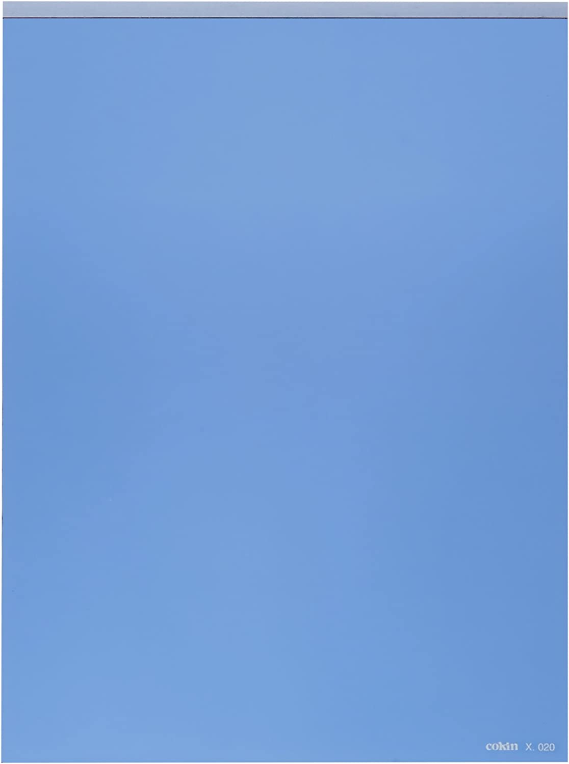 X020 X Cokin Square Blue 80A Series Holder 130mm X 130mm - 2//3-Stop for XL
