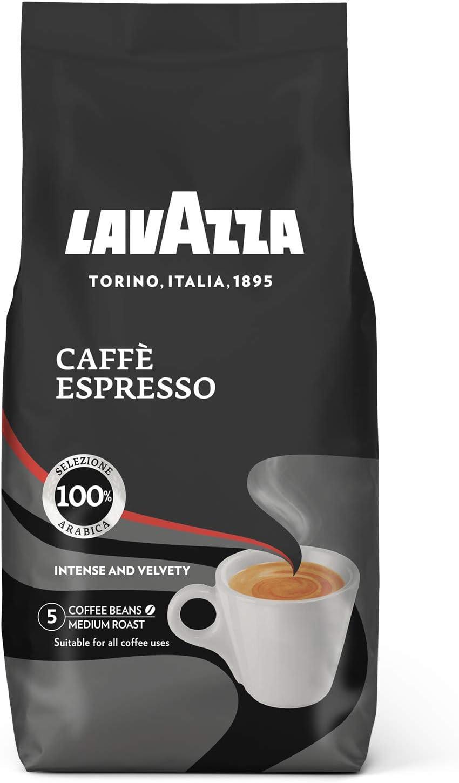 Lavazza Café en Grano Caffè Espresso, Paquete de 500 g: Amazon.es ...