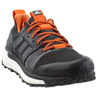 adidas Men's Supernova Trail Running Shoes CarbonCore Black
