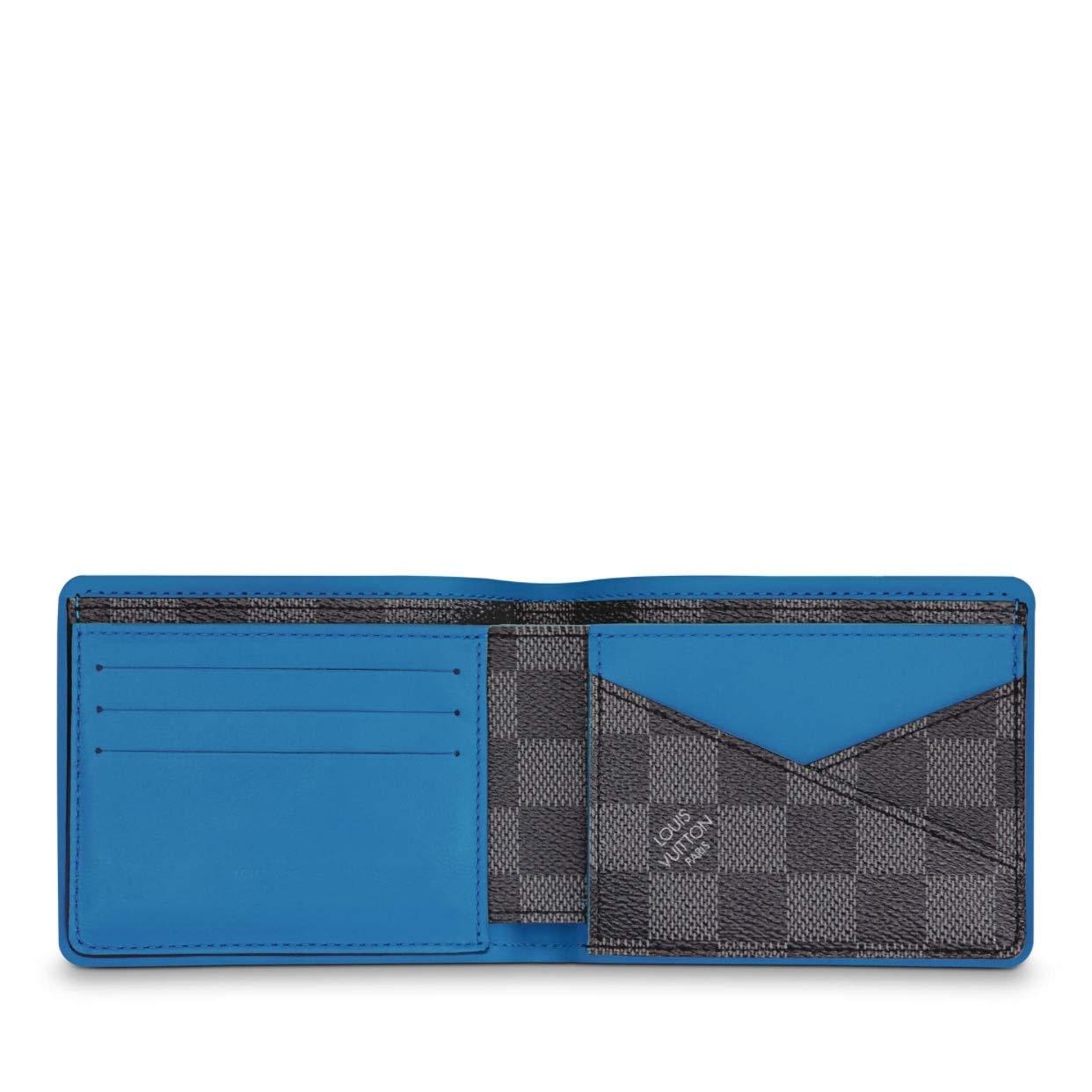 Amazon.com: Louis Vuitton Damier N64434 - Cartera de neón ...
