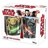 Vandor Star Wars Darth Vader and Yoda 2-Piece