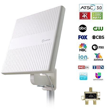 Review Outdoor TV Antenna for