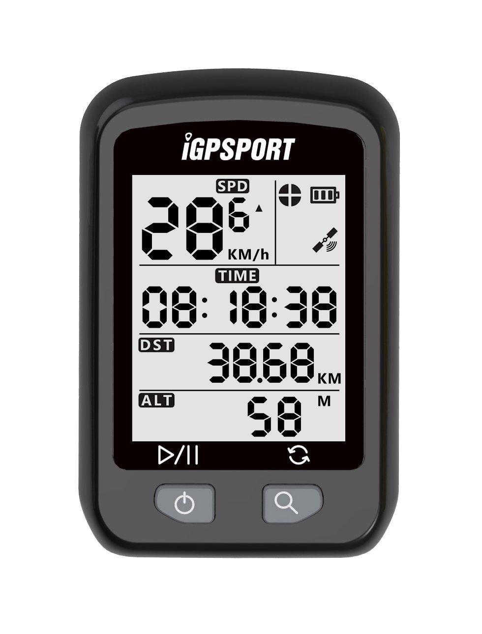 Walio iGPSPORT iGS20E GPS vélo. Quantifier enregistrement des données et des itinéraires. 3,0 cm * 3,8 cm écran product image