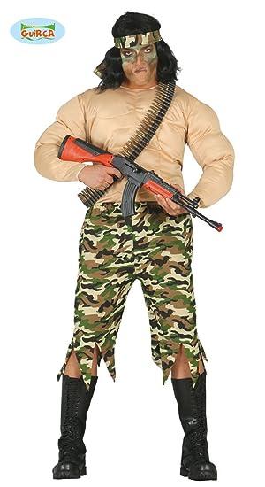 Disfraz de ex-soldado Vietnam adulto: Amazon.es: Juguetes y ...