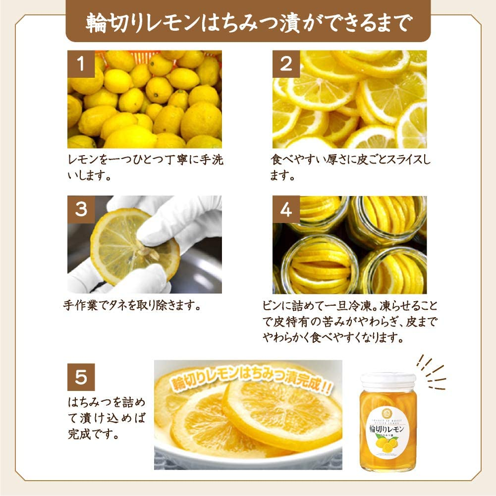 砂糖 漬け の レモン