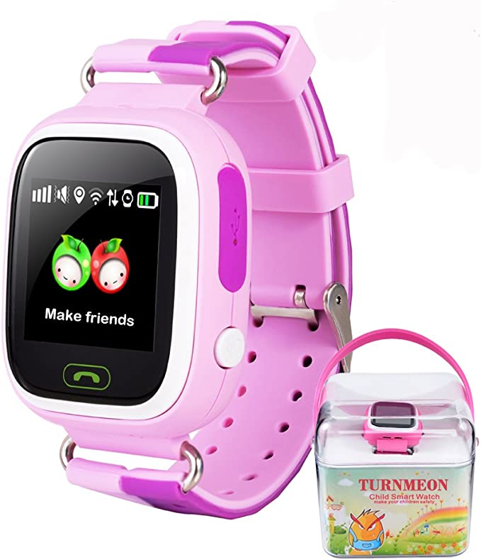 turnmeon® Doble Color de la Pulsera Q70 Reloj Inteligente para ...